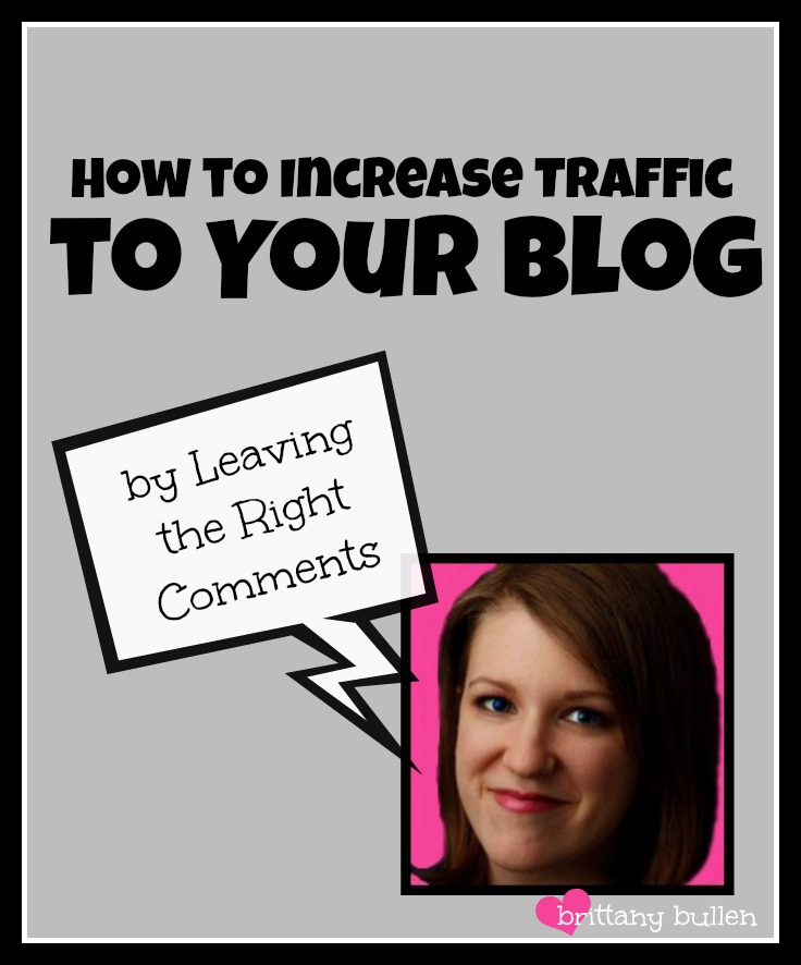 Increase Blog Traffic by Leaving the Right Comments - IBA