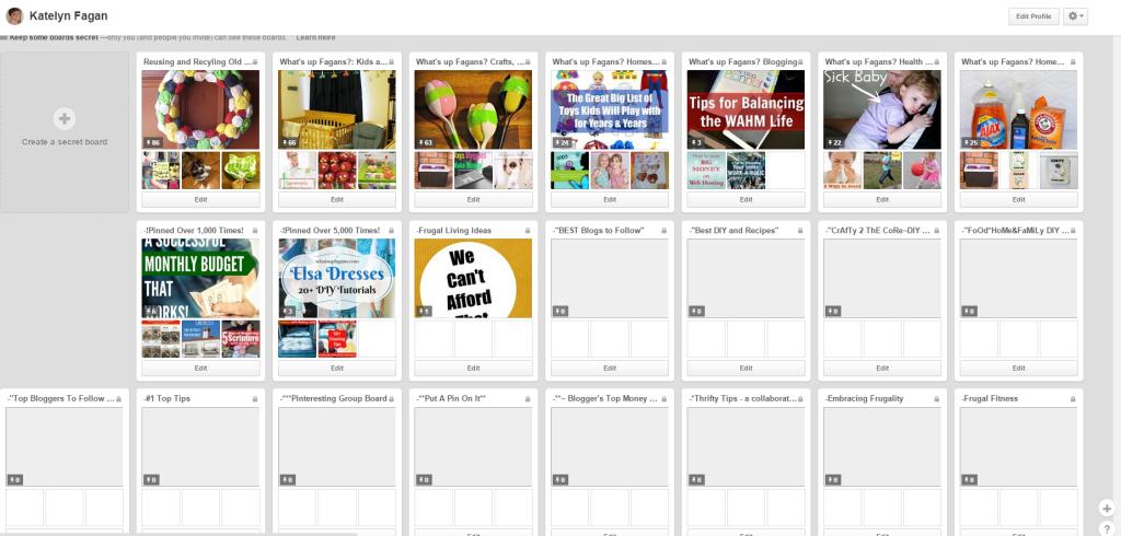 BoardBooster - Pinterest Secret Boards