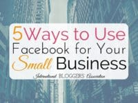 Many business owners use Facebook as one of their main forms of advertising - it is, after all, still the biggest social media network online.