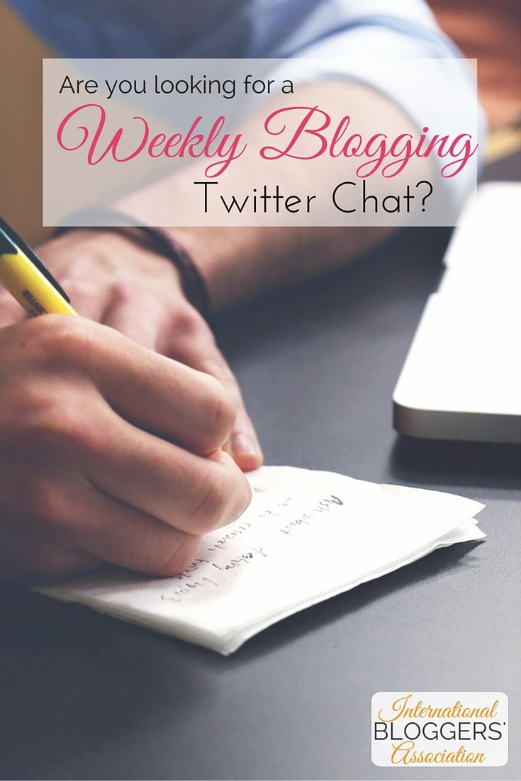 Have you ever looked for a supportive Twitter chat, but had trouble finding one? Here at IBA we are dedicated to providing all the support you need to succeed as a blogger! That is what #IBAchat is all about. Our Twitter Chats are all about giving FREE information and tips plus allowing you to ask the questions you so desperately need to be answered.