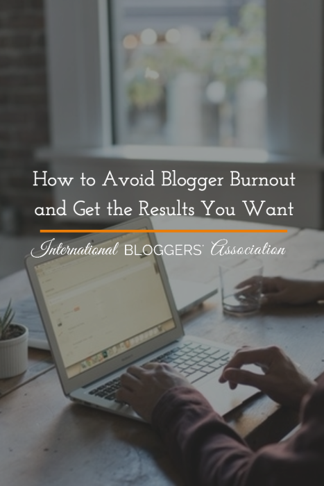 Blogger burnout begins when the output doesn't equal the input. Follow these tips to get focused and get the results you want from blogging.