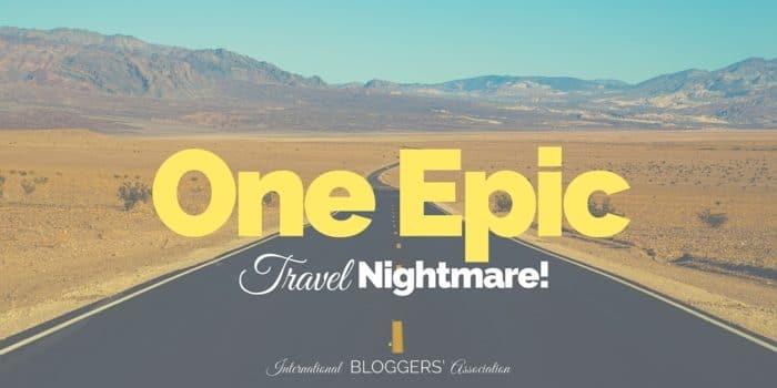 One Epic Travel Nightmare