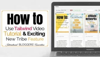 How to Use Tailwind Video Tutorial with Exciting New Tribes Feature