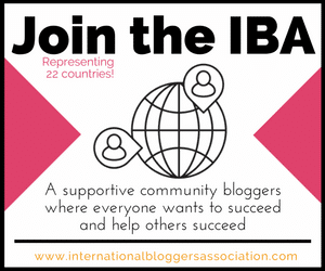 Join the International Bloggers' Association - where bloggers go to succeed. We seek to provide an inspirational, friendly, supportive, and engaged setting to allow for the share of knowledge, resources, and support.