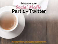 Do you feel lost behind all the other bloggers? Learn how to enhancing your social media impact with Twitter you can easily stand out from the crowd!