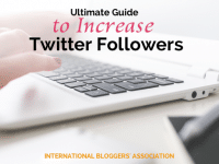 Looking to Increase Twitter Followers? Follow these 8 steps to help you connect with interested and engaged followers.