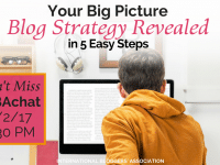 Learn how to reveal your big picture blog strategy by looking at more analytical goals in order to develop a long-term and short term Blog Strategy.