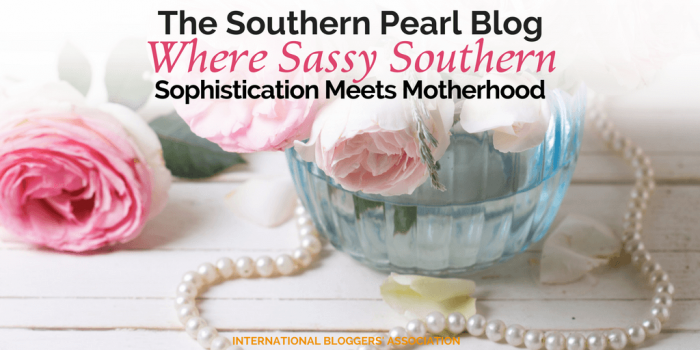 The Southern Pearl Blog – Where Sassy Southern Sophistication Meets Motherhood