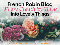 Today, we have an exciting member interview with Tammi Young of French Robin. She loves turning creative things into something lovely.