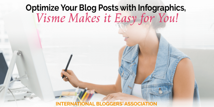 Optimize Your Blog Posts with Infographics, Visme Makes it Easy for You!