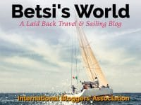Meet Betsi Hill from the travel blog, Betsi's World -- your go-to resource for everything travel, sailing, and food with a side of luxury.