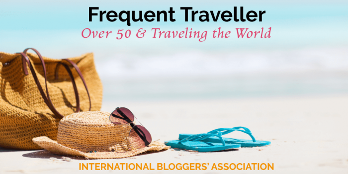Frequent Traveller: Over 50 and Traveling the World