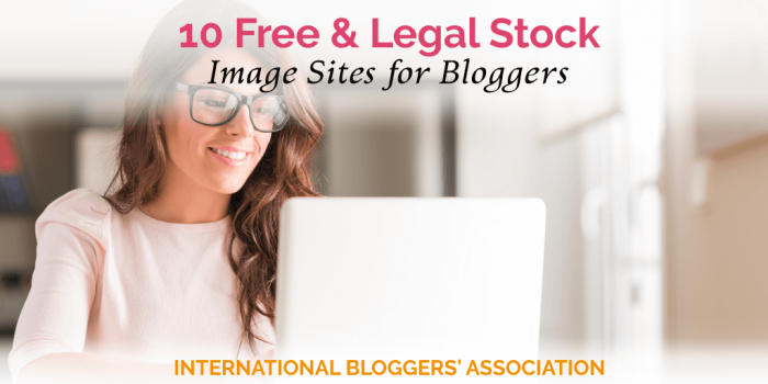 10 Free and Legal Stock Image Sites for Bloggers