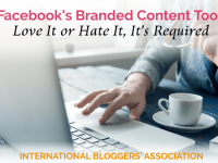 What is Facebook's Branded Content Tool? Is it just for sponsored content? Learn all the in's and out's about this new required tool for bloggers now!