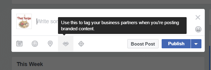 Facebook's Branded Content Tool: Love It or Hate It, It's Required Now!