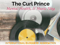 Today we have a fun member interview withTheodore Personof The Curl Prince. Theo is loves writing about Mental Health and Music.