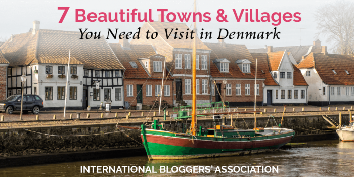 7 Beautiful Towns and Villages You Need to Visit in Denmark