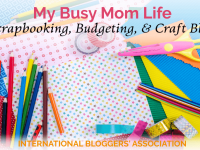 Today we have a member interview from Cathy ofMyBusy Mom Life. Cathy is a busy working mom who loves scrapbooking, crafts, and a lot more.