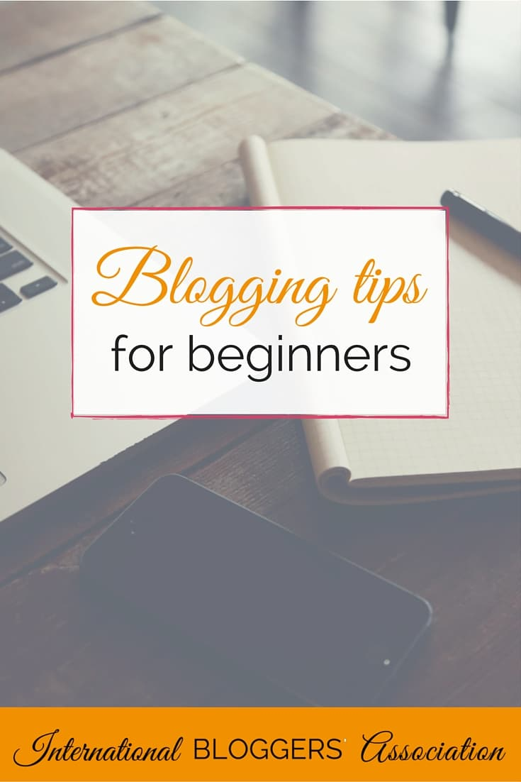 Blogging tips for beginners: When you just start blogging what do you need to know? Liz is a new blogger and here are some great blogging tips for beginners we all can appreciate.