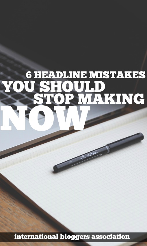 Concerned your headlines aren't bringing traffic to your site? Read this to make sure.