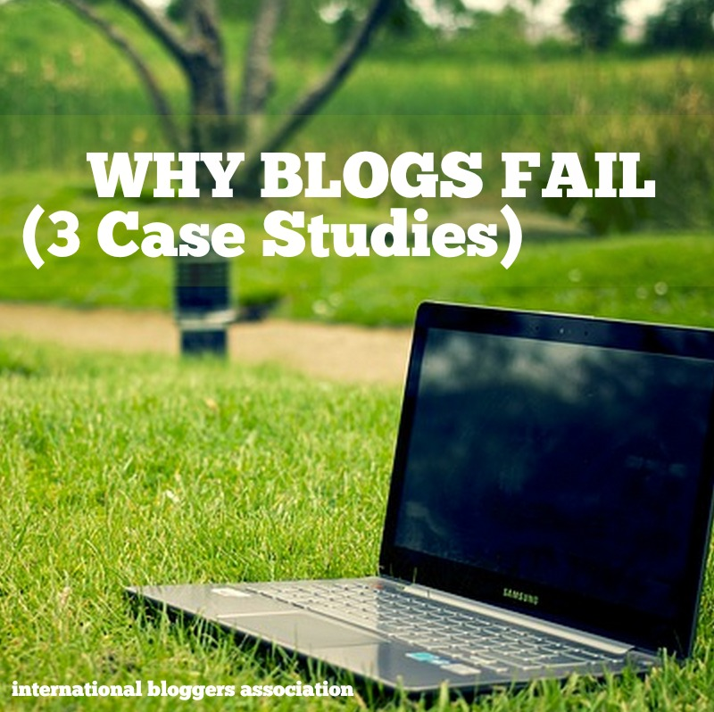 Don't be a statistic . Learn from our blogging mistakes!