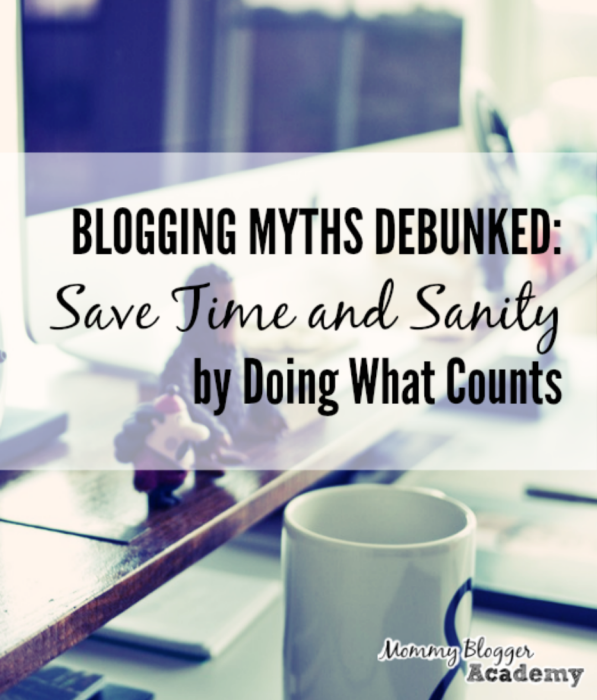How to Save Time and Sanity by Doing What Counts