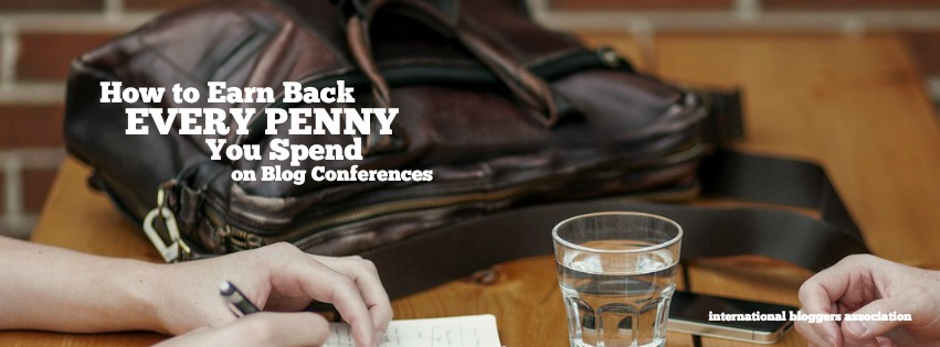 If you're considering going to a blog conference, read this first!