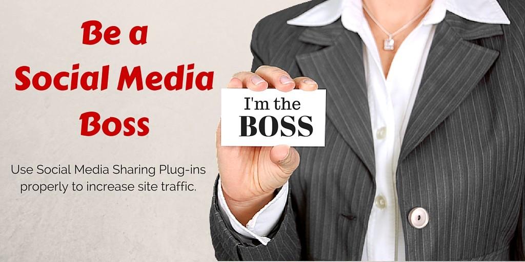 Be a Spcial Media Boss