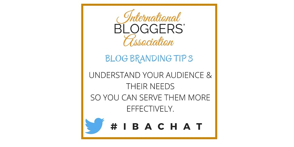 The weekly IBA Twitter Chats are a great opportunity to network with fellow bloggers from around the world as well as discuss business topics important to bloggers. Network, Chat, Build Your Brand, and Learn with the International Bloggers' Association every Wednesday at noon EST.