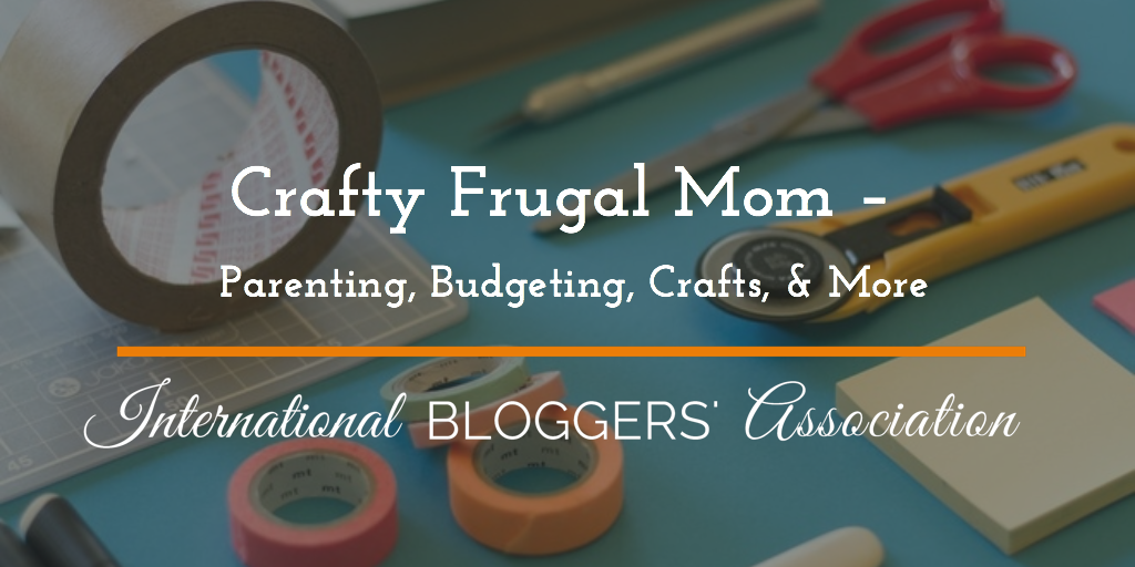 A fun interview with Crafty Frugal Mom!