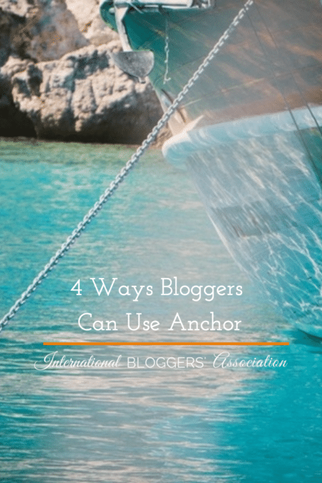 Have you ever wanted to start your own podcast series? Then the new Anchor app is for you! Share your thoughts and breath new life into your blog with Anchor. These 4 Tips on How Bloggers Can Use Anchor are sure to help!