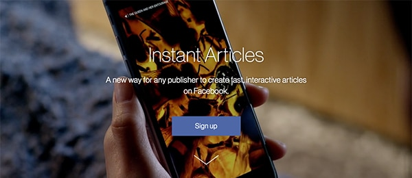Facebook Instant Articles: easily shareable content for higher user engagement - Learn how with #IBABloggers