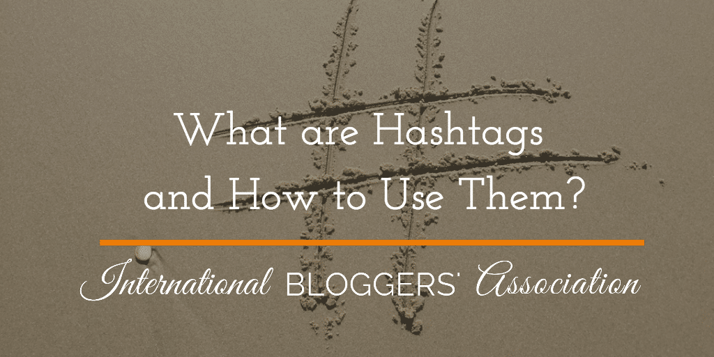 What are hashtags? Are you as confused as I was by those words following the # sign? Let me explain what I learned and how you can use them on your social media accounts to increase traffic to your blog.