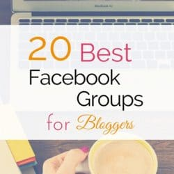 20 Best Facebook Groups for Bloggers