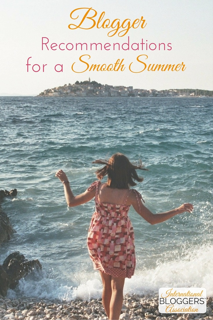 Check out these blogger recommendations for a smooth summer and learn which tools will make your blogging life much easier over the summer and beyond.