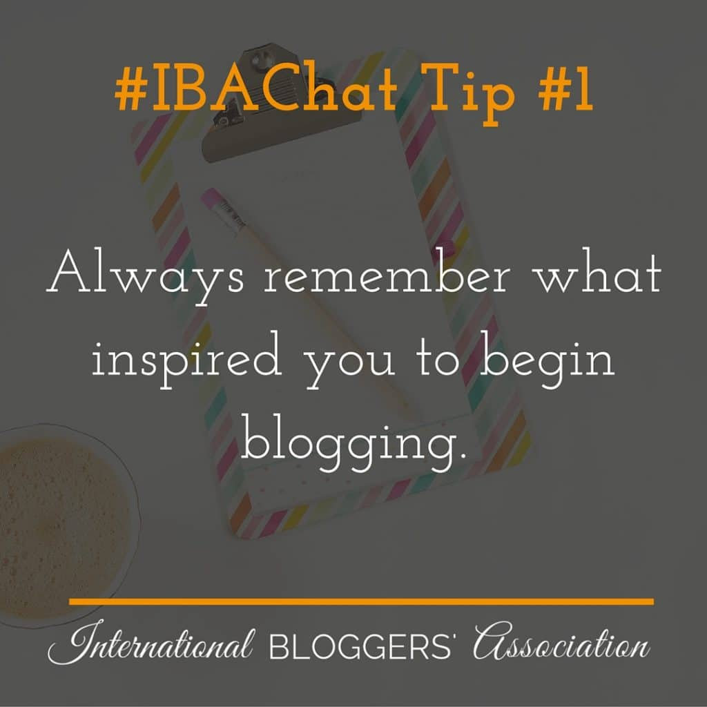 IBAchat tip