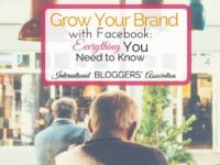 Do you know the ins and outs of how to grow your brand with Facebook? This great IBA roundup is sure to help you learn everything you ever wanted to know about how to use Facebook to grow your brand!