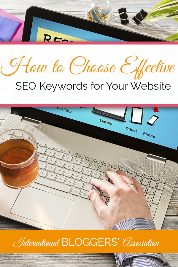 How to Choose Effective SEO Keywords for Your Website