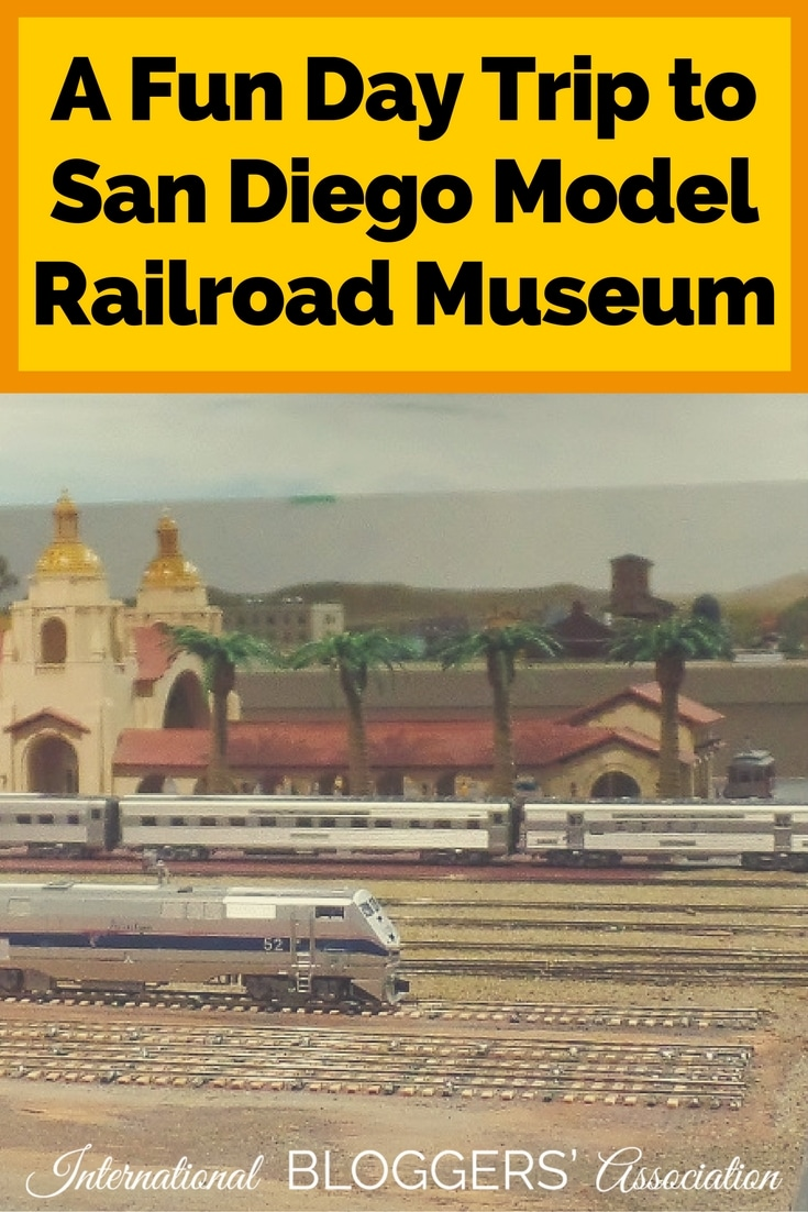 Day Trip to San Diego Model Railroad Museum: Have you ever been to a model railroad museum? We had a great time on our day trip to San Diego model railroad museum. Are you ready to see some trains?