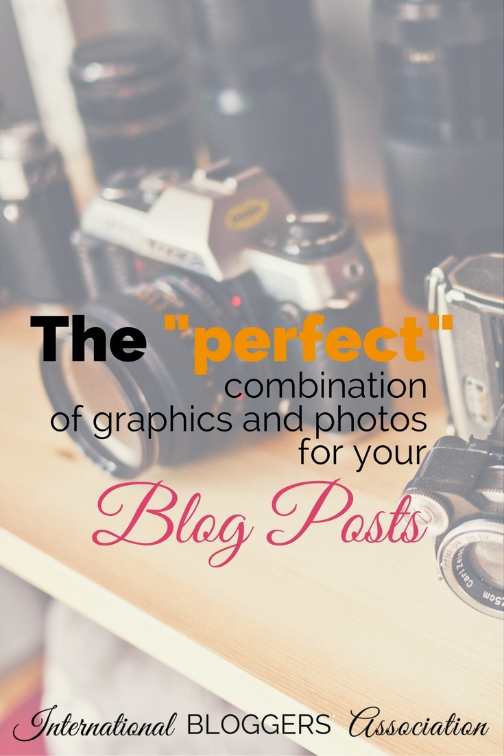Ever wondered what's the perfect combination of graphics and photos for your blog posts? These simple rules can help you figure it out once and for all!