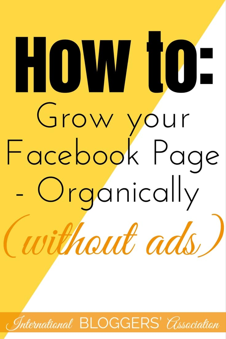 If you're a blogger or business, then here's a simple fact: you need to grow your Facebook page. And organically growing your page is ideal for any budget even without paying for ads!