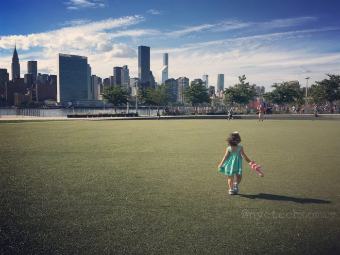 Summer may be coming to a close, but you can still enjoy a visit to Long Island City's Hunters Point South. See why LIC is the perfect place to enjoy a little New York City vibe.