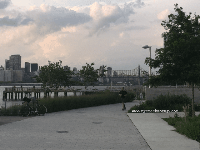 Summer may be coming to a close, but you can still enjoy a visit to Long Island City's Gantry Plaza State Park. See why LIC is the perfect place to enjoy a little New York City vibe.