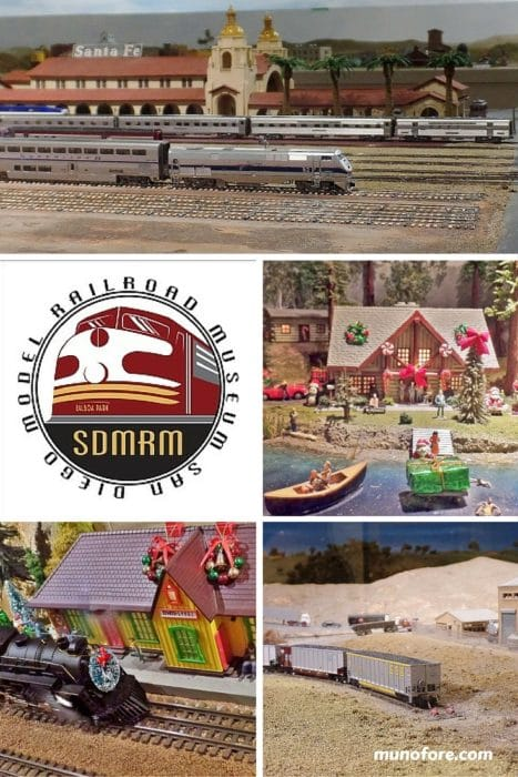 Have you ever been to a model railroad museum? We had a great time on our day trip to San Diego model railroad museum. Are you ready to see some trains?