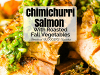 This salmon recipe is an ideal way to savor the fall vegetables. It is healthy and delicious all in one. Be sure to add it to your recipe book.