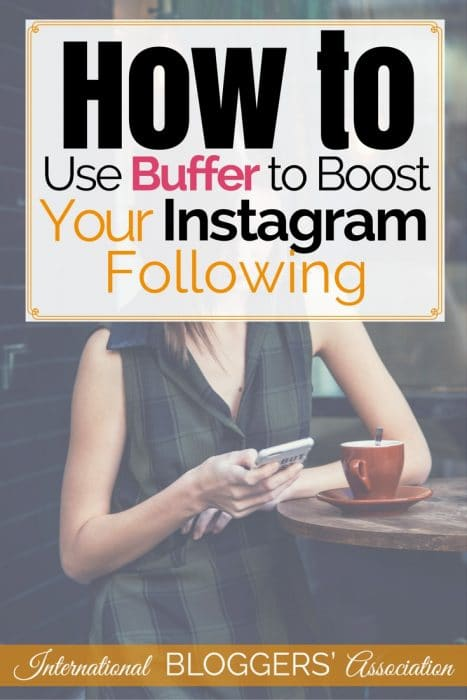 Buffer for Instagram: Boosting your Instagram following has never been easier. Now you can use Buffer to schedule your posts and reach more people. Buffer for Instagram will also save you time as a blogger. Here's how!