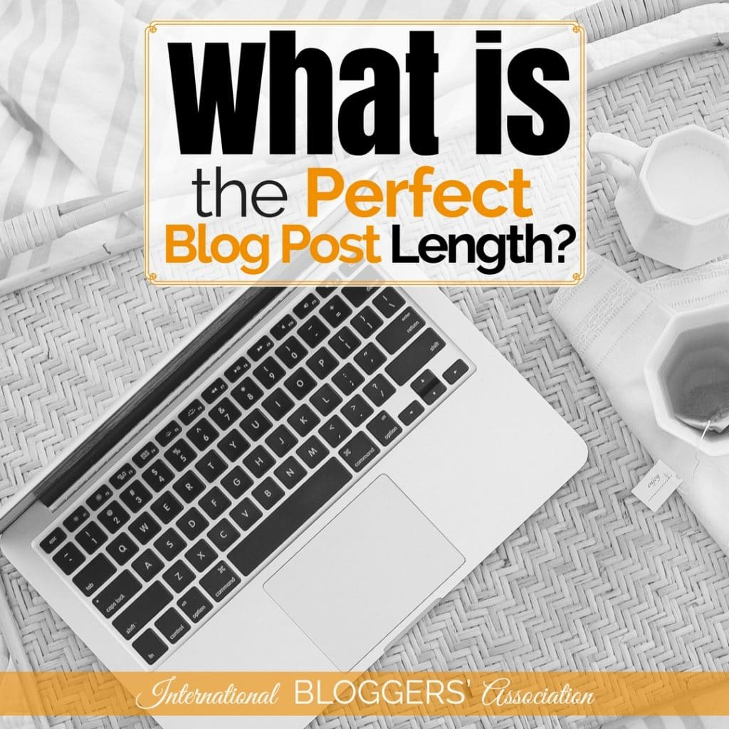 What is the perfect blog post length? Here are some interesting findings that can help you find the magic number PLUS some guidelines to consider.