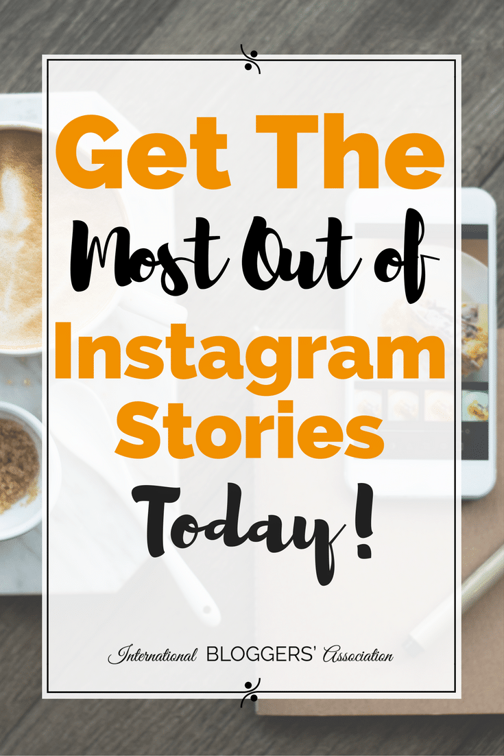 Wondering about all the buzz is around Instagram Story? Here are some tips to help you get started! Exercise your creative output with Instagram Stories!