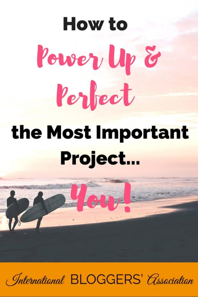 As a blogger, managing home, family, and work can easily become an overwhelming task, one in which taking care of yourself falls to the way side. However, it's important to remember how to power up and perfect the most important project, which is you! The weekly IBA Twitter Chats are a great opportunity to network with fellow bloggers from around the world as well as discuss business topics important to bloggers. Network, Chat, and Learn with the International Bloggers' Association every Wednesday at noon EDT.