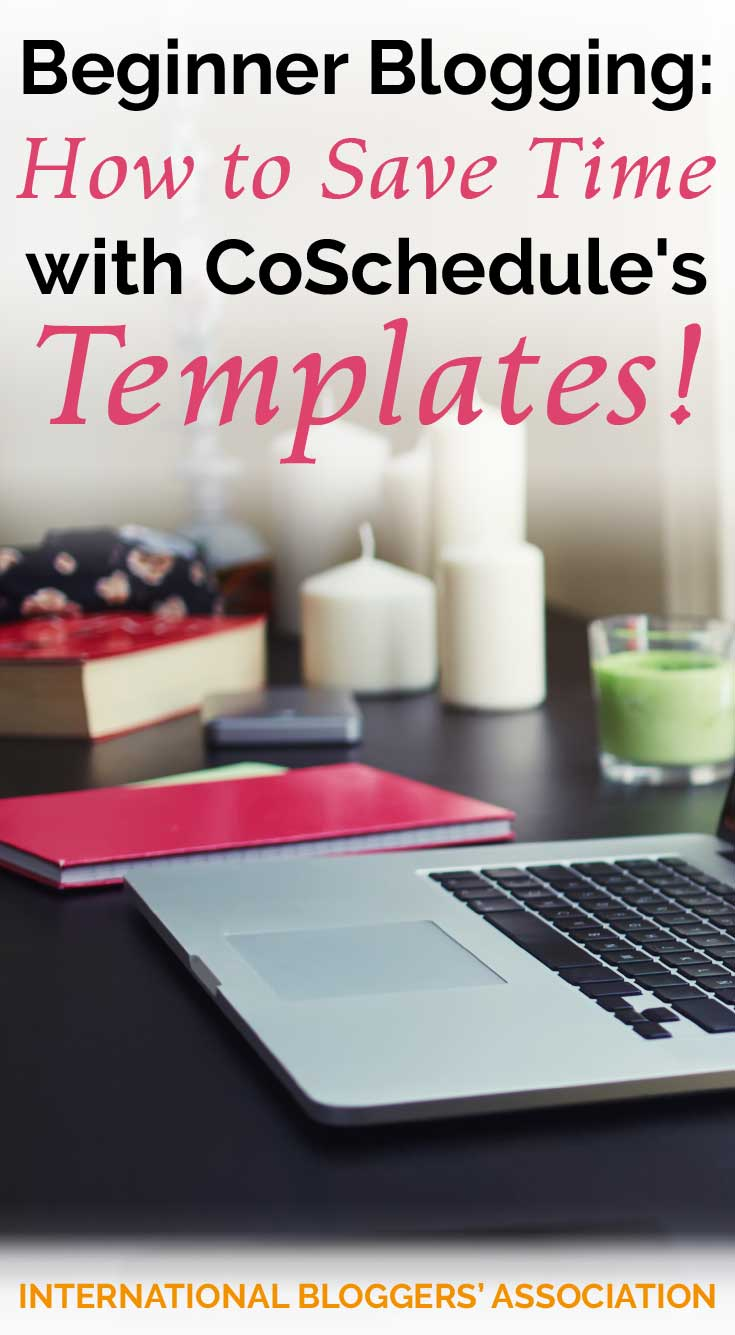 Is your social media schedule wearing you down? Learn what has become a lifesaver for me and I save time with CoSchedule's Templates! #blogging #socialmedia